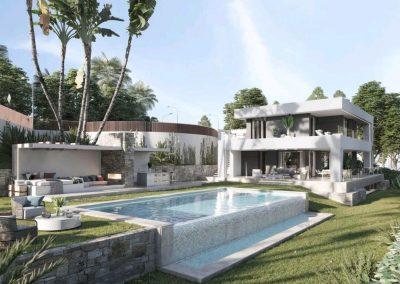 Marbella-Villa in Estepona 790.000 EUR